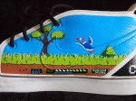 Side panel - Duck Hunt